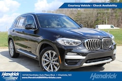 Pre-Owned 2019 BMW X3 sDrive30i SUV in Charlotte