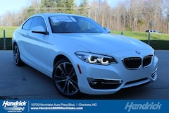 New 2019 BMW 2 Series 230i Coupe N49435 Charlotte