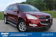 Used 2009 Chevrolet Traverse LT w/2LT SUV