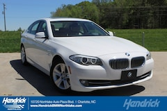 Used 2013 BMW 5 Series 528i xDrive Sedan XN4038A for sale near Charlotte