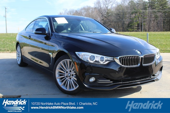 Pre-Owned 2014 BMW 4 Series 428i xDrive Coupe in Charlotte, NC