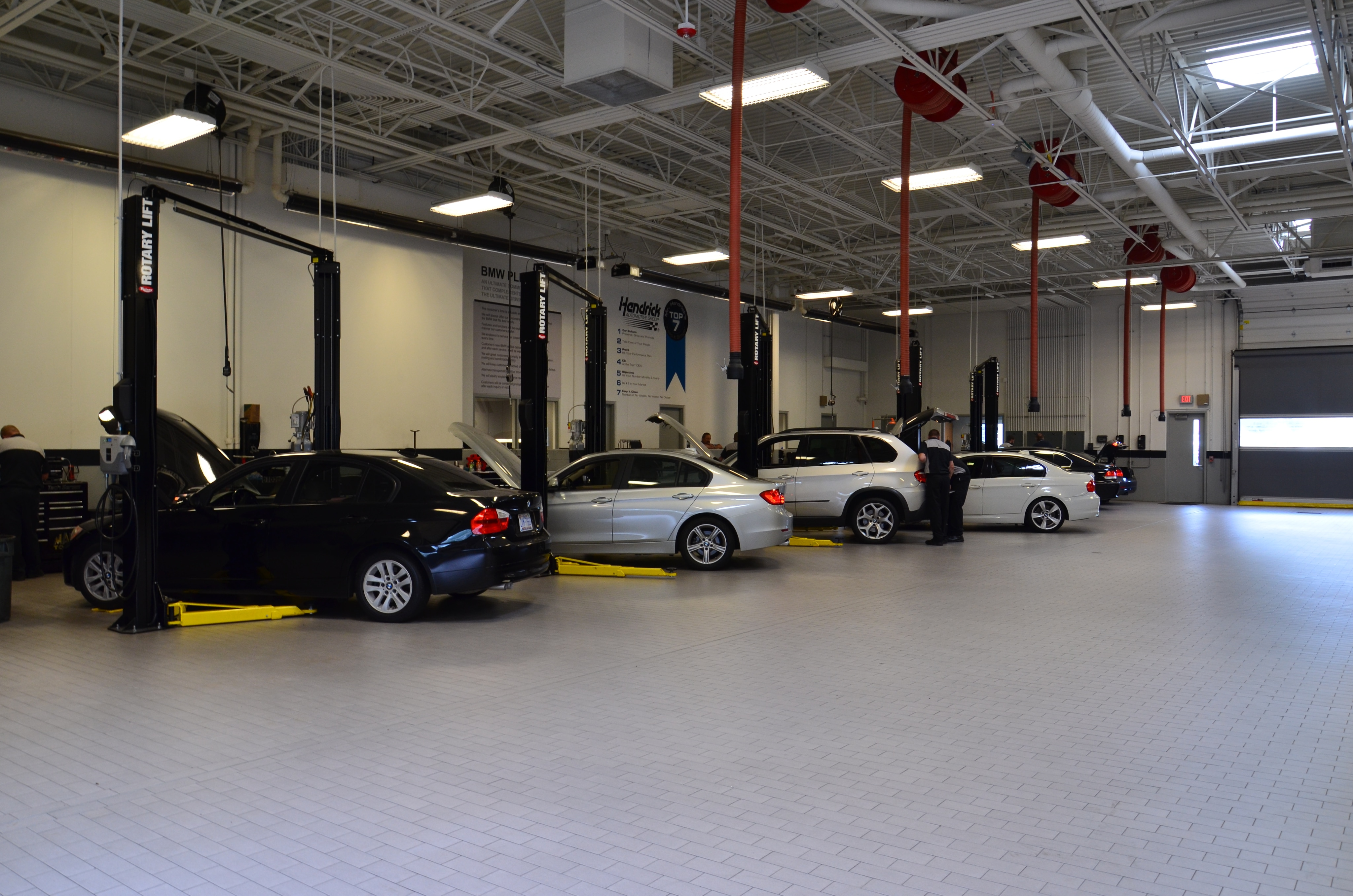 BMW Service Charlotte  BMW Repair Near Rock Hill