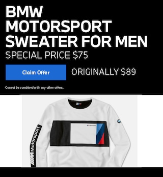 BMW Motorsport Sweater