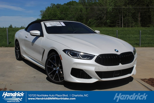 New 2019 BMW 8 Series M850i xDrive Convertible in Charlotte