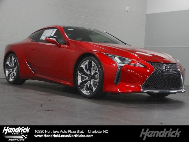 2019 LEXUS LC 500 Performance Package Coupe