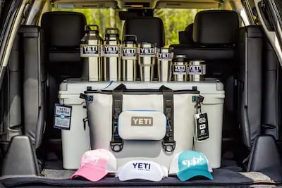 WE ARE AN AUTHORIZED YETI DEALER!