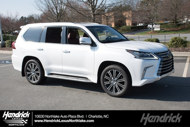 2019 LEXUS LX 570 Three-ROW SUV