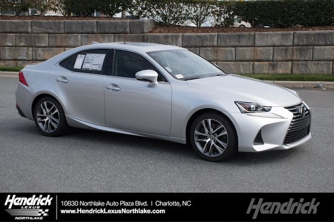 2019 LEXUS IS 300 Sedan