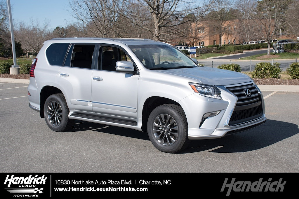 Lexus Gx 460 >> New 2019 Lexus Gx 460 For Sale In Charlotte Vin Jtjbm7fx7k5220815
