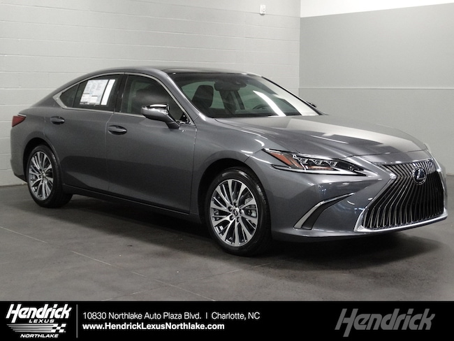 2019 LEXUS ES ES 350 Luxury Sedan