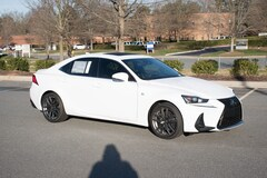 2019 LEXUS IS 350 F SPORT Sedan