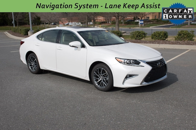 2018 LEXUS ES ES 350 Luxury Sedan