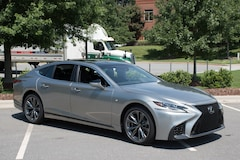 2018 LEXUS LS 500 F Sport Package Sedan