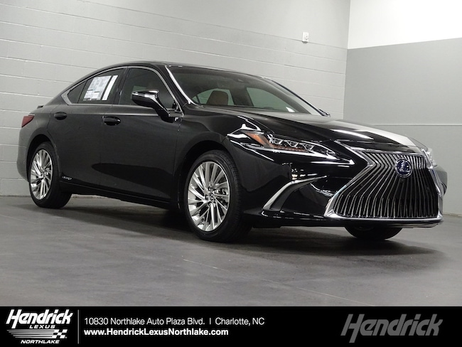 2019 LEXUS ES ES 300h Luxury Sedan