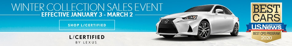 Winter Collection Sales Event