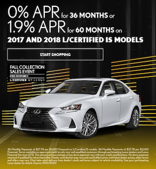 0% & 1.9% APR Financing CPO