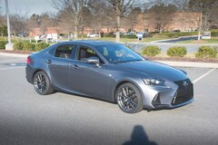 2019 LEXUS IS 300 IS 300 F SPORT Sedan