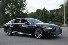 2018 LEXUS LS 500 Interior Upgrade Package Sedan