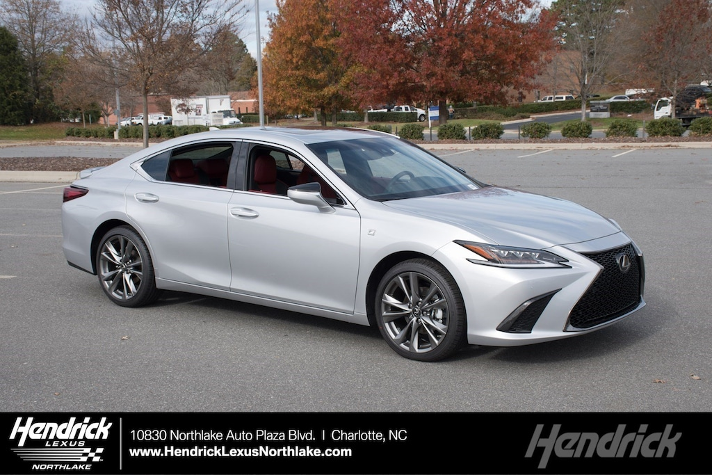 New 2019 Lexus Es 350 F Sport For Sale In Charlotte Vin 58abz1b12ku014508