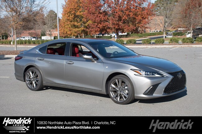 2019 LEXUS ES 350 F Sport Package Sedan