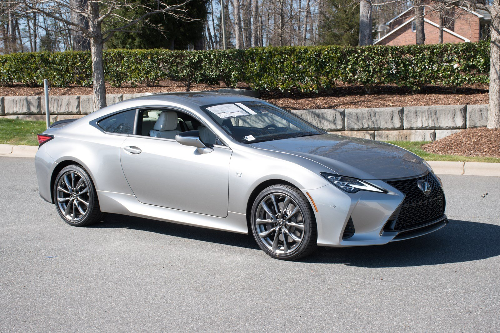 Lexus Rc 350 For Sale >> New 2019 Lexus Rc 350 For Sale In Charlotte Vin Jthhz5bc7k5020070