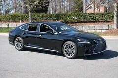2019 LEXUS LS 500 LS 500 Sedan