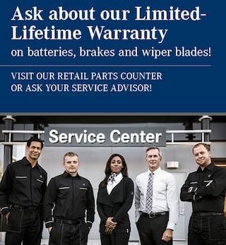 Limited-Lifetime Warranty