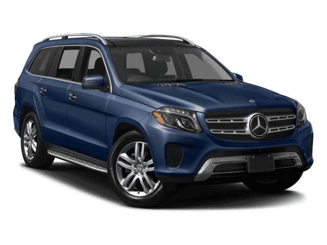 New Mercedes GLS