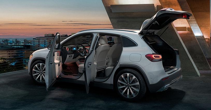 New 2021 GLA | Mercedes-Benz of Northlake | NC Dealership