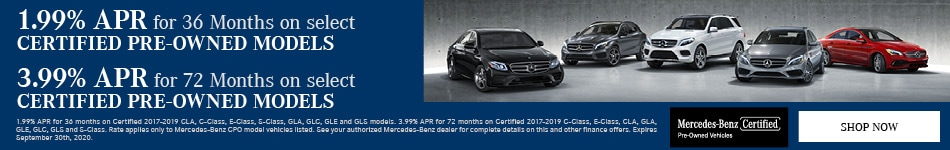 CPO 1.99% APR For Up To 36 Months