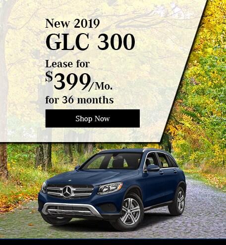 New 2019 GLC 300