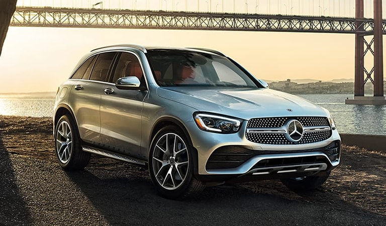 New 2020 Mercedes-Benz GLC Charlotte NC