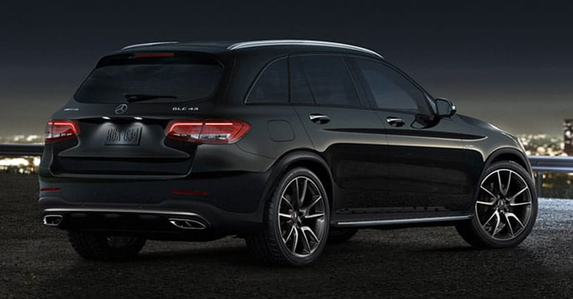 New 2020 GLC Mercedes-Benz of Northlake