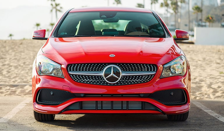 New 2019 Mercedes-Benz CLA Charlotte NC