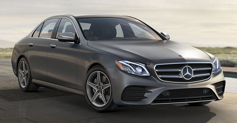 New 2020 E-Class Mercedes-Benz of Northlake