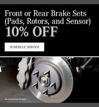 Front or Rear Brake Sets