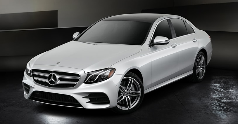 New 2019 E-Class Mercedes-Benz of Northlake