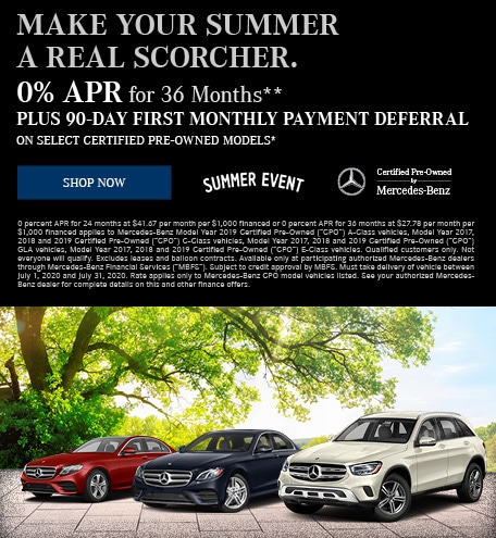CPO 0% APR & 90 Days Deferred Payment