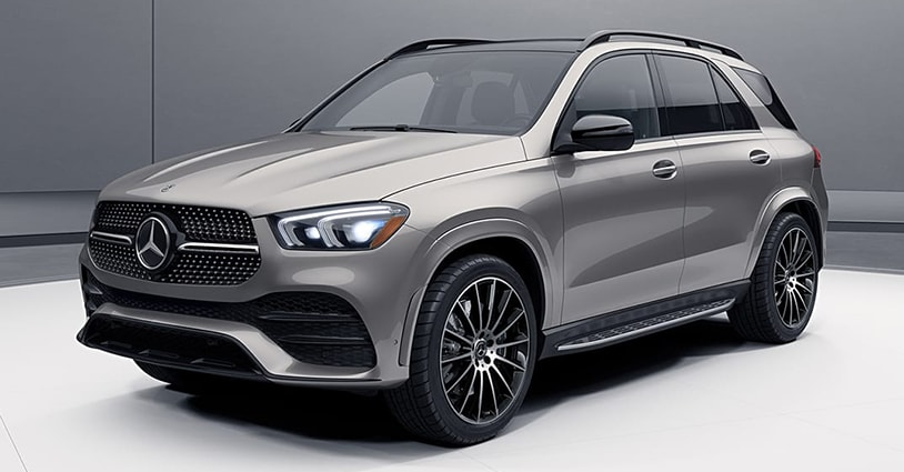 New 2021 GLE Mercedes-Benz of Northlake