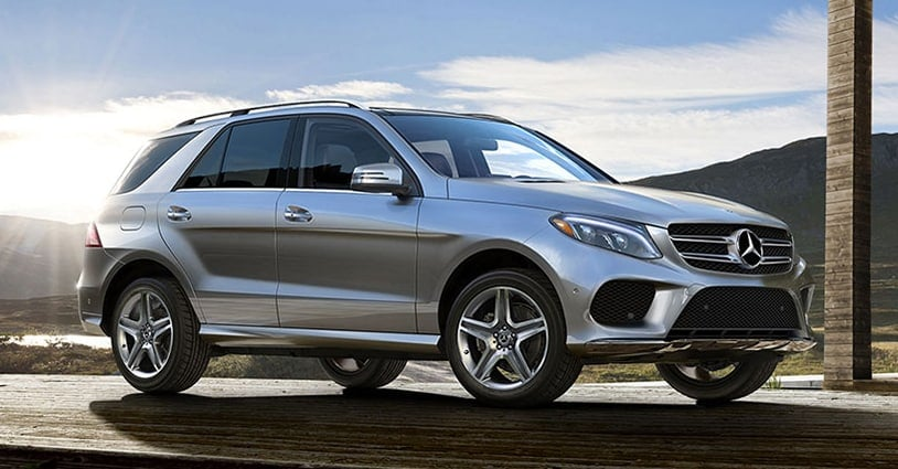 New 2019 GLE SUV Mercedes-Benz of Northlake
