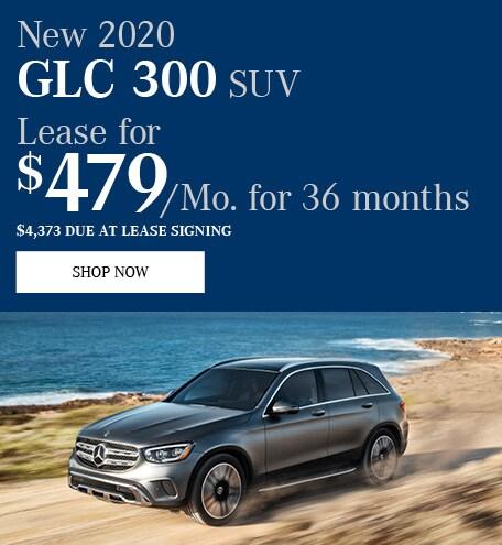 New 2020 GLC 300