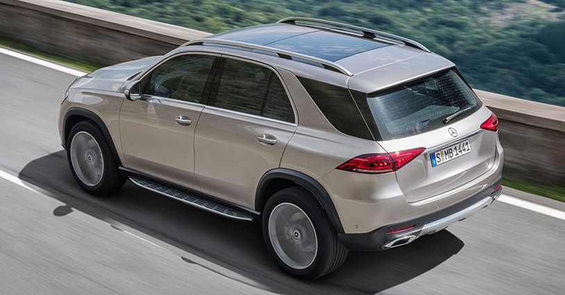 New 2020 GLE Mercedes-Benz of Northlake