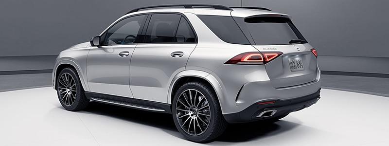 New 2021 GLE SUV | Mercedes-Benz of Northlake | North ...