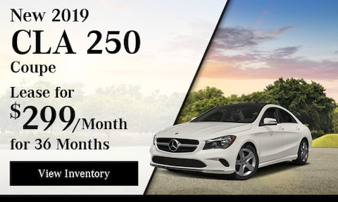 New 2019 CLA 250 Coupe