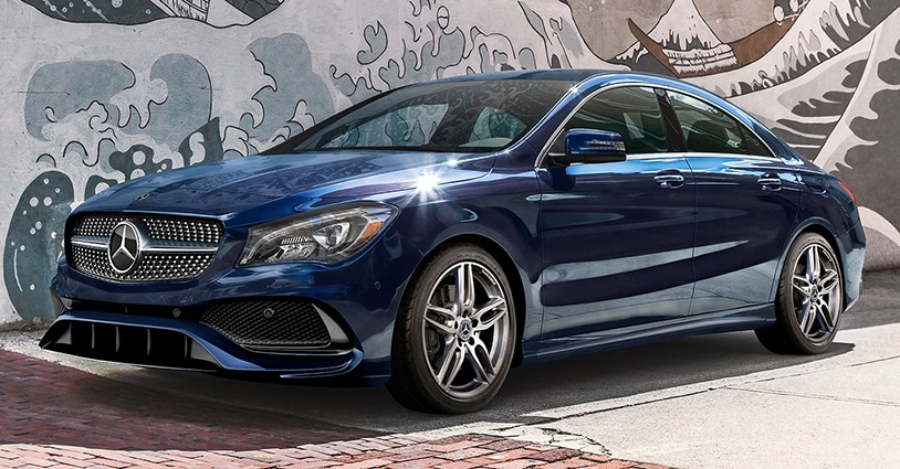New 2019 CLA Mercedes-Benz of Northlake