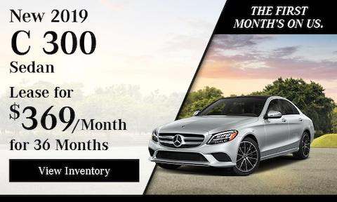 New 2019 C 300 Sedan