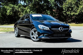2019 Mercedes-Benz CLA CLA 250 Sedan