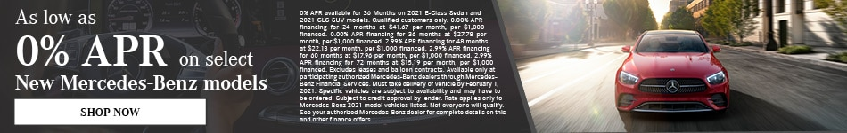 0% APR for 36 Mos