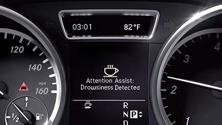 Dashboard Indicator Lights | Mercedes-Bernz Warning Lights | In