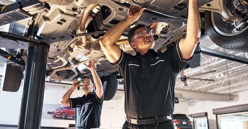 Routine Service Mercedes-Benz of Northlake